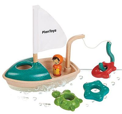 photo bateau Plantoys