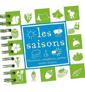 CD Les saisons