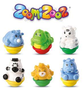 Zoomizooz - Coffret 6 animaux de la Jungle