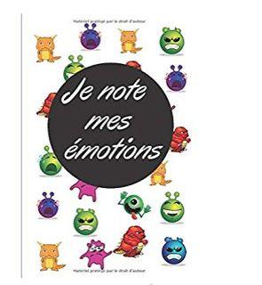 Je note mes émotions