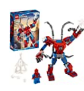 MarvelSpider-Man:LerobotdeSpider-Man