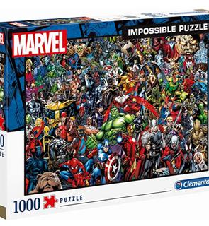 Impossible Puzzle - Marvel Universe