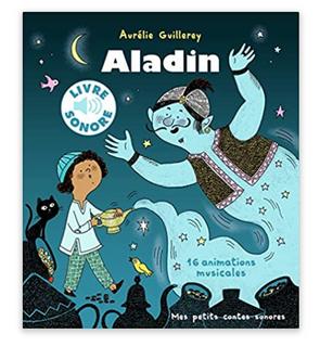 Aladin - Livre sonore