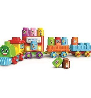 Bla Bla Blocks, Mon petit train interactif