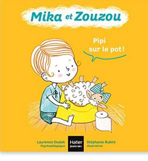 Mika et Zouzou - Pipi sur le pot !