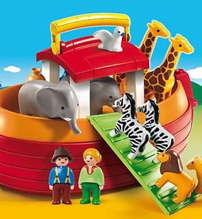 Arche de Noé transportable