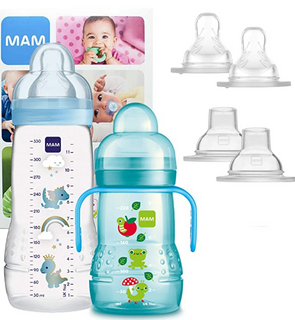 MAM Training Bottle Set