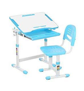 Bureau ergonomique pour enfants