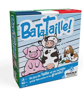 Drôles De Jeux Batataille
