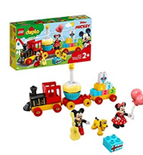 Le Train d'Anniversaire de Mickey et Minnie