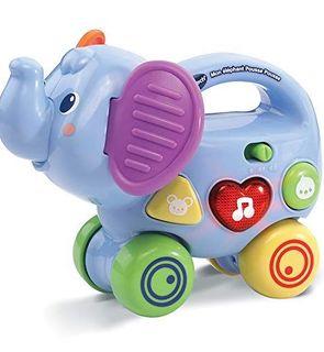 Mon éléphant pousse-pousse