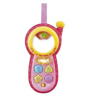 Hochet Téléphone Allo Bébé