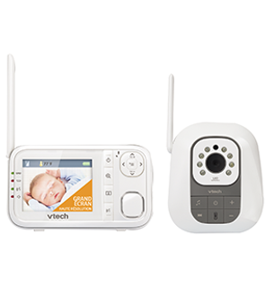 Babyphone vidéo expert BM3200 Vtech