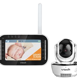 Babyphone Vidéo Vision XL BM4500 Vtech
