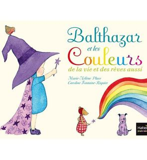 Balthazar et les couleurs