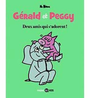 Gérald et Peggy, Deux amis qui s'adorent !