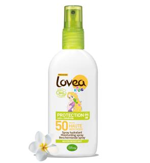 Spray KIDS SPF 50 Disney certifié BIO