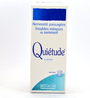 Sirop Quiétude Boiron
