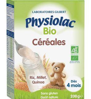 céréales Bio nature sans gluten