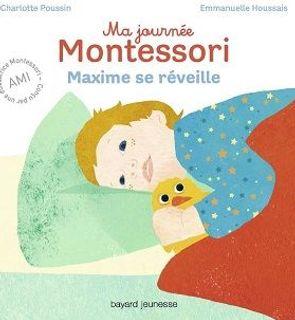 Livre Ma journée Montessori