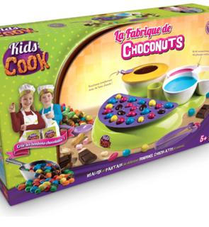Kids Cook La fabrique de Choconuts Goliath