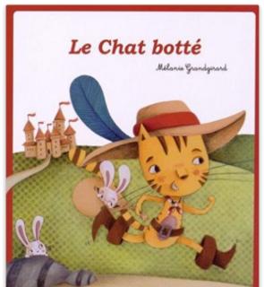 Livre Le Chat botté
