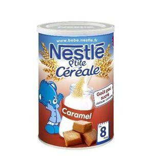 P'tite céréale caramel