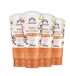 Crème solaire bébé FPS 50