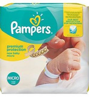 Couches pampers Premium Protection, Taille 4
