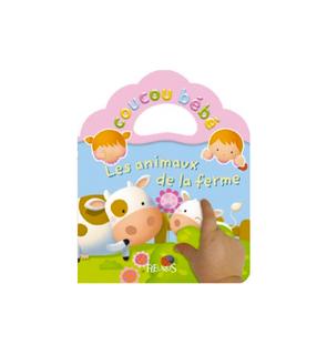 Coucou bébé - Les animaux de la ferme