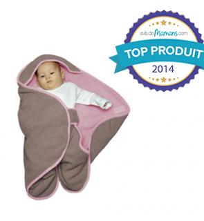 Couverture enveloppante Babynomade