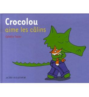 Crocolou aime les câlins