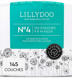 Couches Taille 4 (9-14 kg)