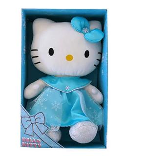 Hello Kitty Princesse Neige Peluche