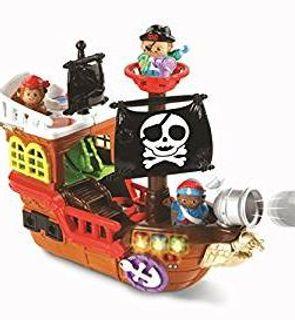 Super bateau pirate 2 en 1