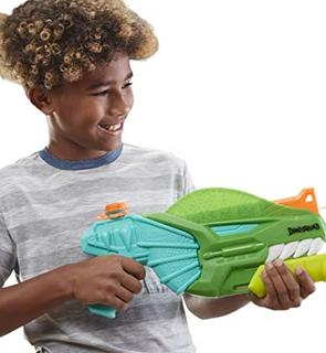 Super Soaker DinoSquad, Blaster à Eau