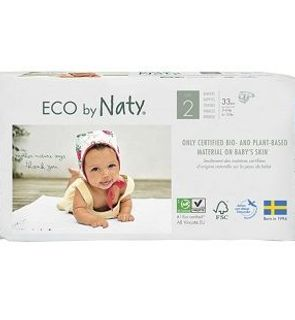Couches Eco By Naty Taille 2
