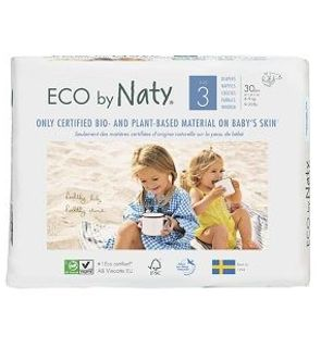 Couches Eco By Naty Taille 3