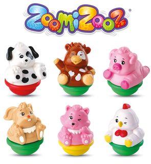 Zoomizooz - Coffret 6 animaux de la Ferme