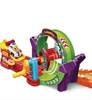 Tut Tut Bolides - Tut Tut Looping, Petit Voiture King Roi du Looping