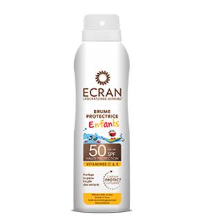 Brume protectrice enfant ECRAN SPF50 Laboratoires Genesse
