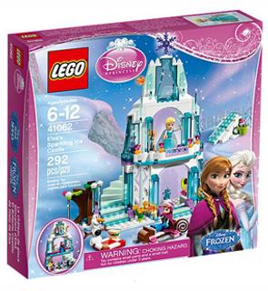 Le Palais de glace d'Elsa Lego Disney Princess