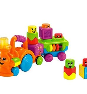 TRAIN RIGOLO'BLOCS