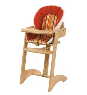 Chaise haute en bois Filou