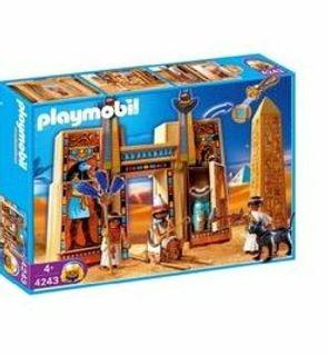Pharaon Et Pylône De Temple - Playmobil