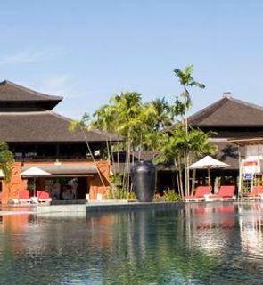 Village Bali Indonésie 4 Tridents