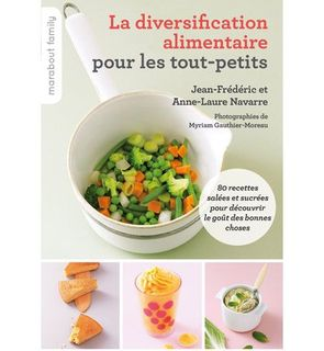 La diversification alimentaire pour les tout-petits