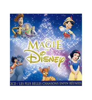 CD La Magie de Disney
