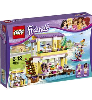 La villa sur la plage - Lego Friends