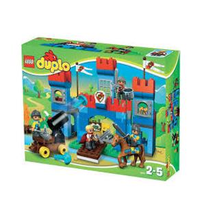 Le château royal Lego Duplo